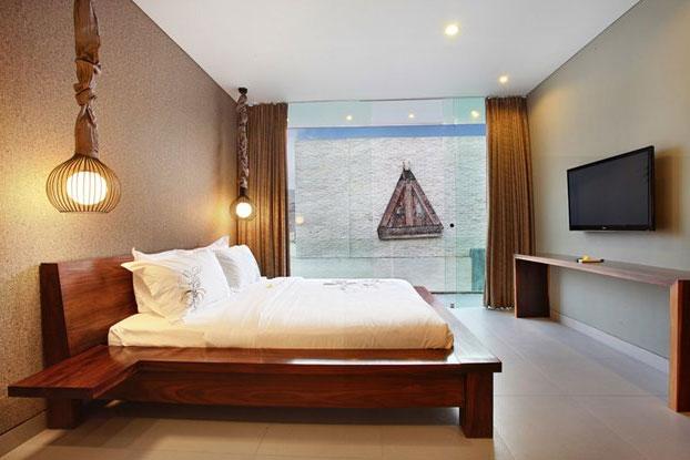 Sandhya Villa 巴厘岛桑迪亚别墅酒店 / 叁雅别墅酒店