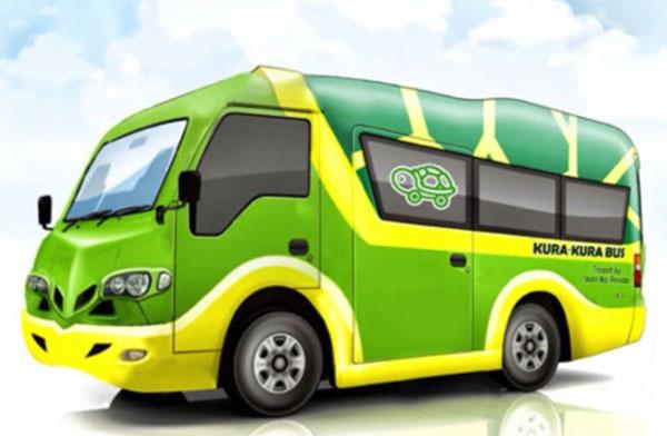 巴厘岛Kura-kura库拉-库拉旅游巴士