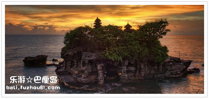 巴厘岛百度库包车一日游 母神庙/布拉坦湖/水神庙/海神庙看日落 含自助午餐