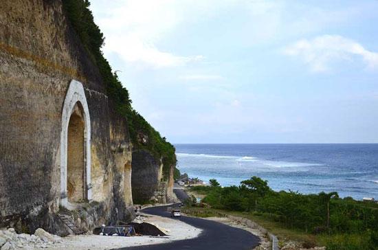 Pantai Pandawa Beach 巴厘岛最隐秘的海滩—巴顿海滩