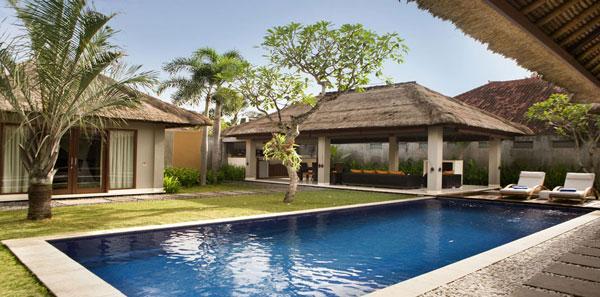 Villa Jerami & Spa 巴厘岛水明漾杰拉米别墅酒店 / 伽拉米别墅酒店