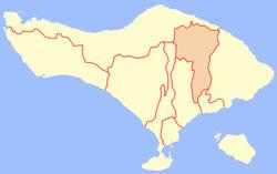 巴厘岛八县一市简介之邦利县(Bangli)