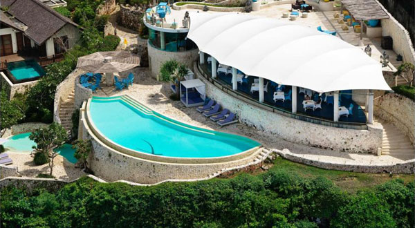 Karma Kandara Villa 巴厘岛卡玛坎达拉度假村 ——巴厘岛最奢华的酒店之一