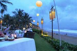 巴厘岛可以看日落的餐厅——Breeze Restaurant 水明漾微风餐厅