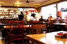 巴厘岛库塔 Havana Club 美式酒吧餐厅