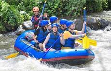 巴厘岛一日游 巴厘岛阿勇河漂流 T河漂流 Bali Adventure/Bahama/Bukit Cilli Rafting