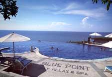 巴厘岛自由行半日游:蓝点酒店午餐+无边泳池游泳!