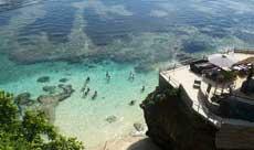 Suluban Beach 巴厘岛苏鲁班海滩