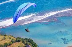 巴厘岛滑翔伞高空飞行之旅注意事项