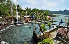 Toya Bungkah Hot Spring 巴厘岛火山温泉