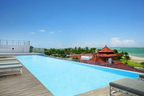 巴厘岛巴鲁娜假日度假酒店(Holiday Inn Express Baruna Bali)入住体验